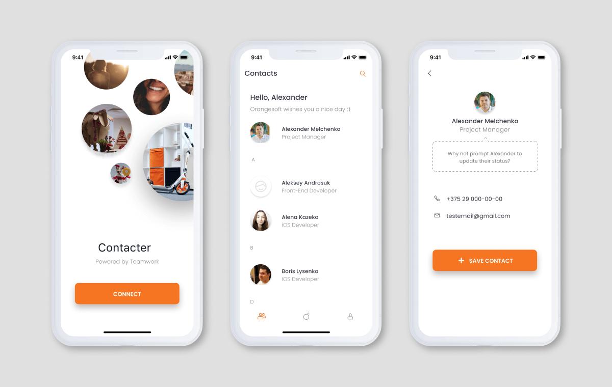 Contacter app.png