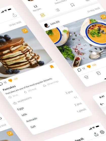 merrykitchen app orangesoft