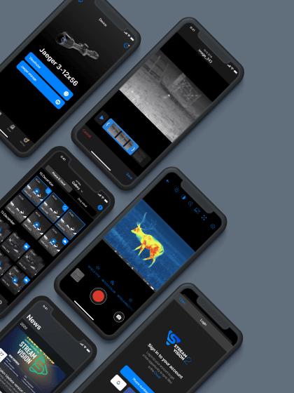 мобильное приложение для охоты