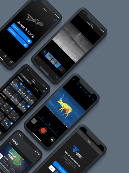 mobile application for hunters