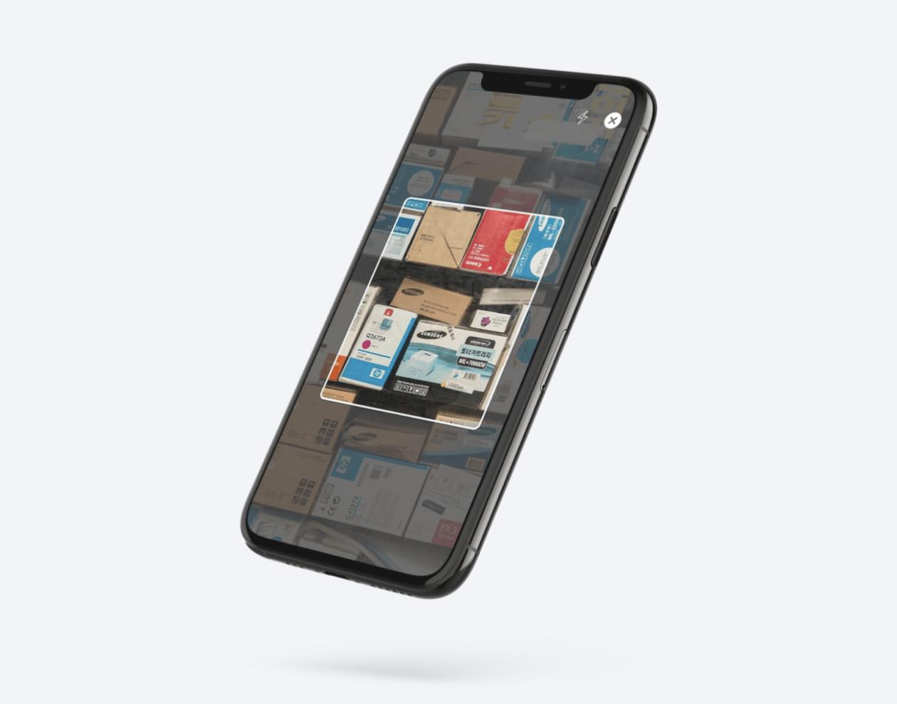 мобильное приложение для склада